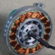 Bobinage du moteur roue correct