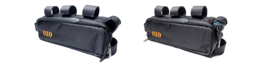 Sacoche de cadre 2.3L pour batterie de vélo électrique