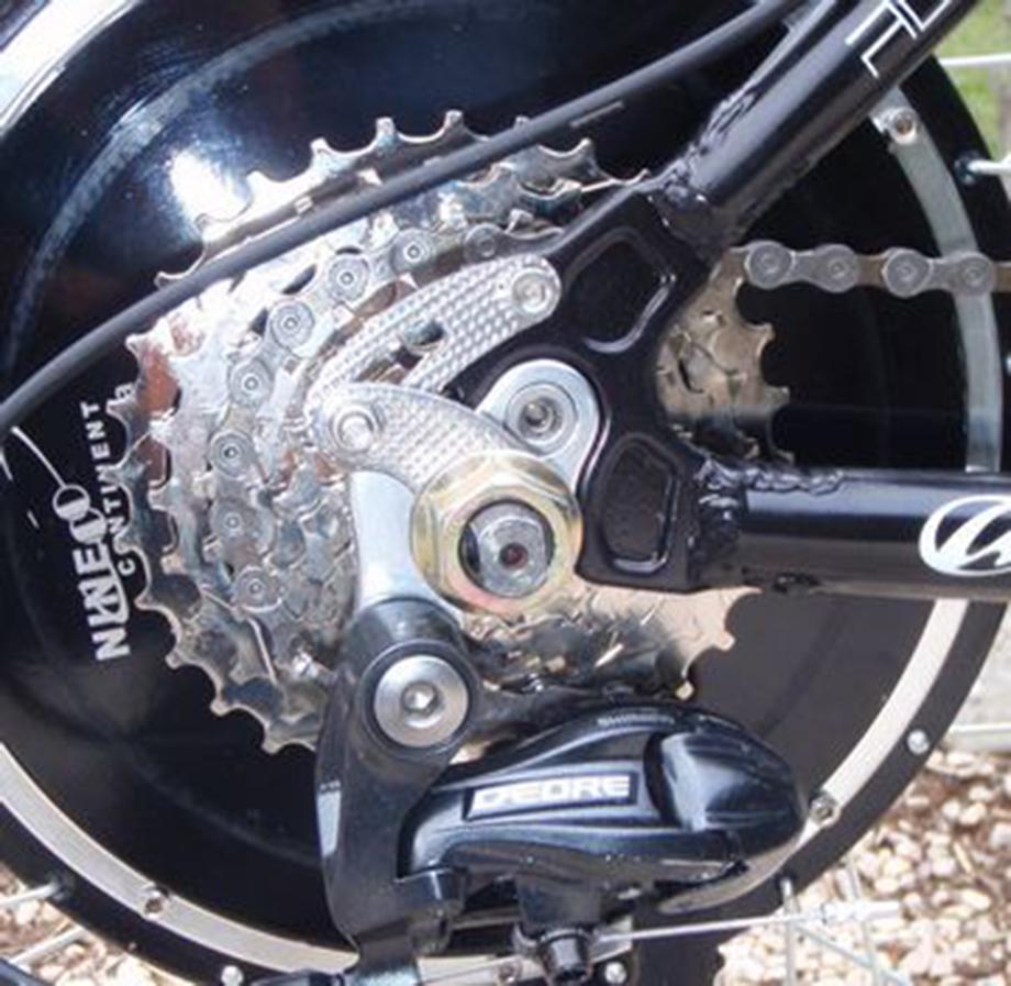 Torque arm à visser pour moteur de vélo électrique 2