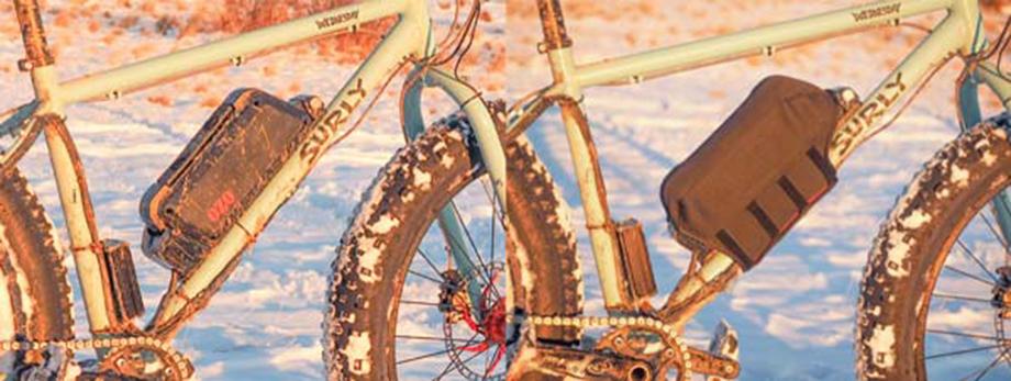Housse de protection pour batterie : accrochées aux cadres des vélos électriques