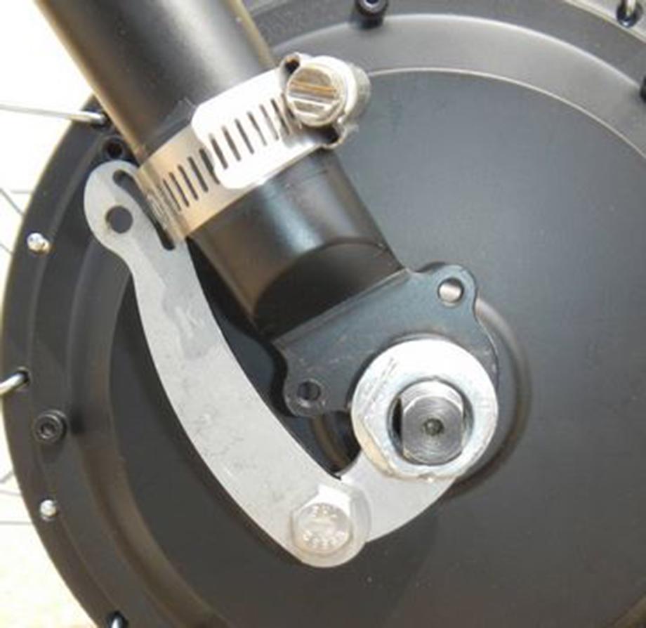 Torque arm à collier pour moteur de vélo électrique