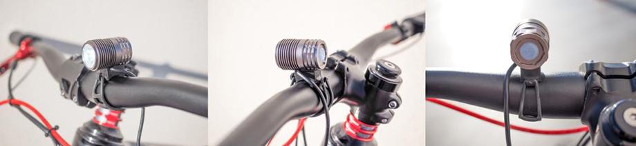 Lampe 1000 lumens pour vélo : installation éclairage VTT