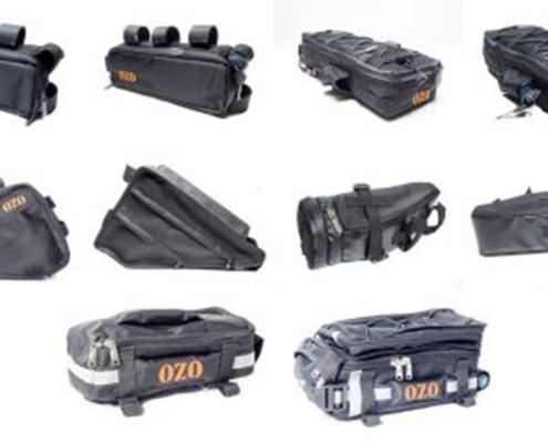 Différents types de sacoches pour la protection des batteries pour vélos électriques