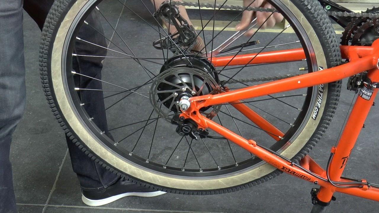 Kit moteur roue composant